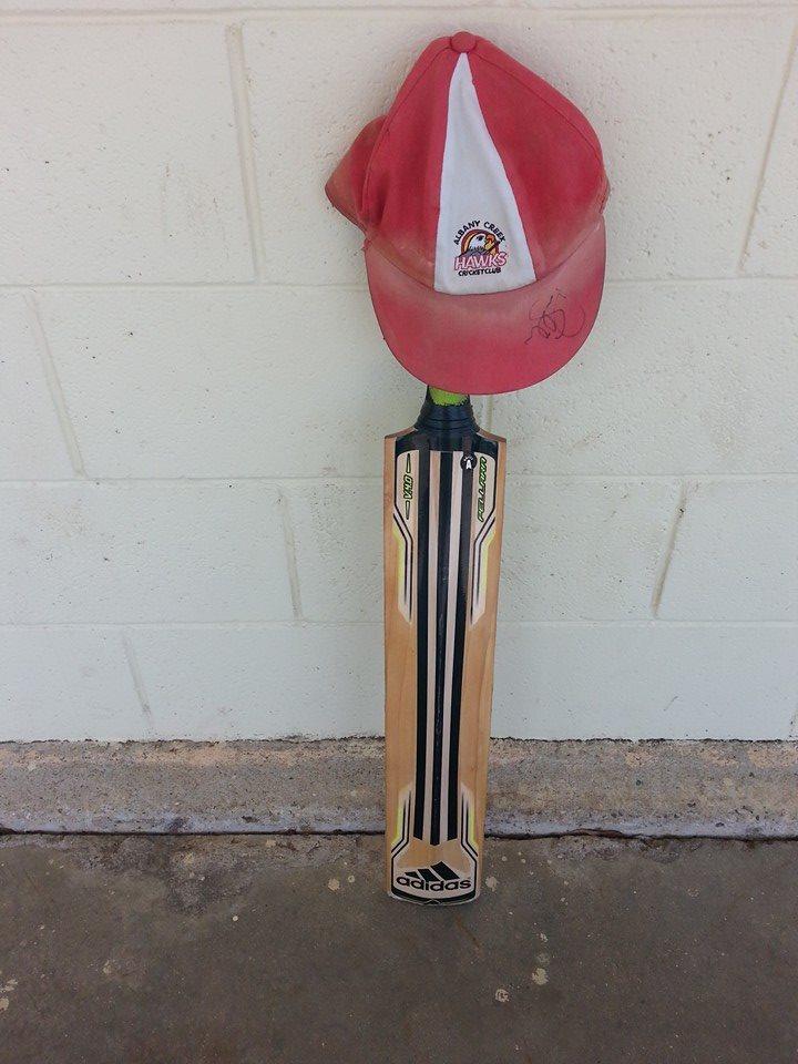 Bat and Hat Tribute, Sandgate