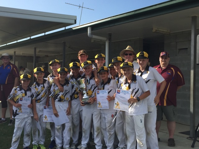 Eastern Districts Gold, Healy Cup 2016 Winners