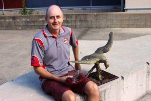 ACCC 2016 Life Member John Murray