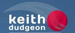 $100 Keith Dudgeon Cricket voucher
