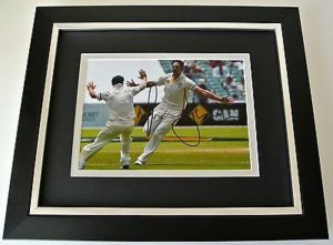 Mitchell Johnson Signed and Framed photo