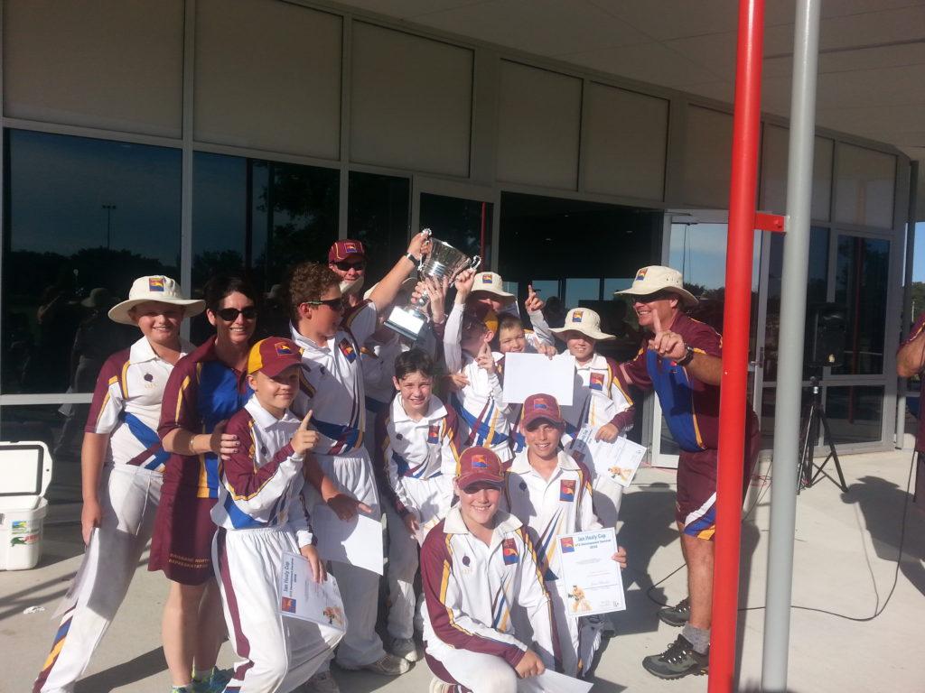 2018 Healy Cup Winners, Brisbane North Blue
